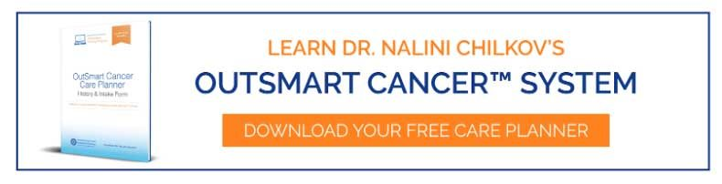 OutSmart Cancer Care Planner
